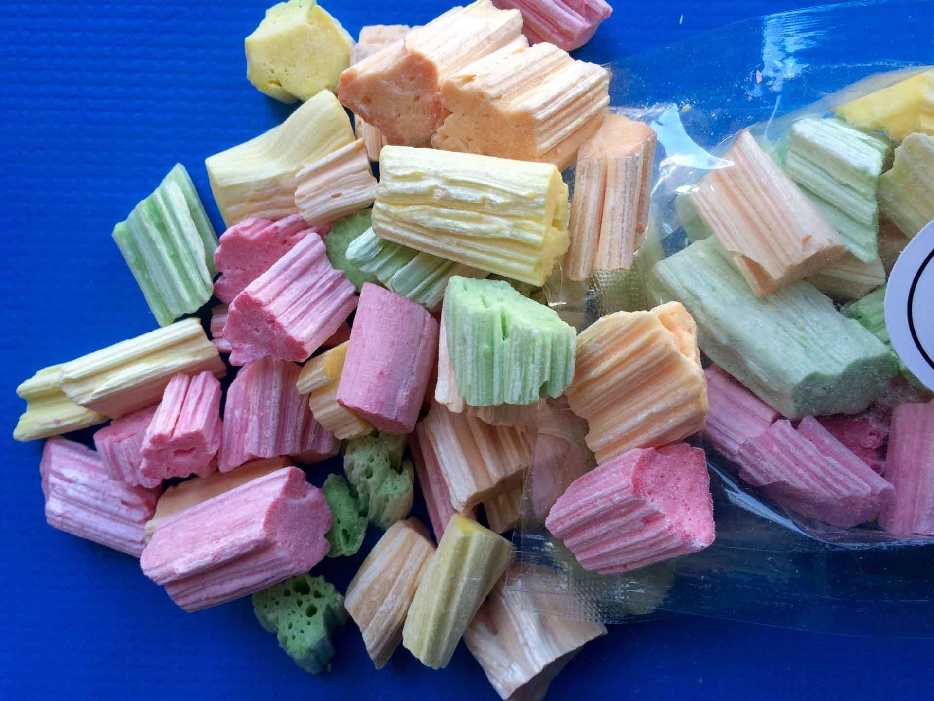 Bodrumlu Şekerci - Karışık Meyveli Şeker