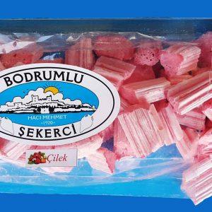 Bodrumlu Şekerci - Çilekli Şeker